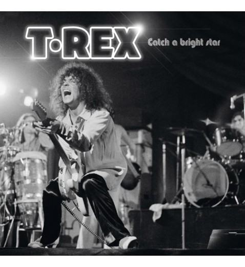 T.Rex               Catch A Bright Star     Limited pressing with silver Mirror board sleeve